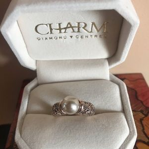 Jewelry - Pearl Ring 925